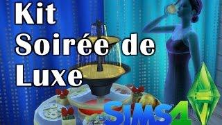 Les Sims 4 [FR] | Épisode Spécial | Tout sur le Kit Soirée de Luxe