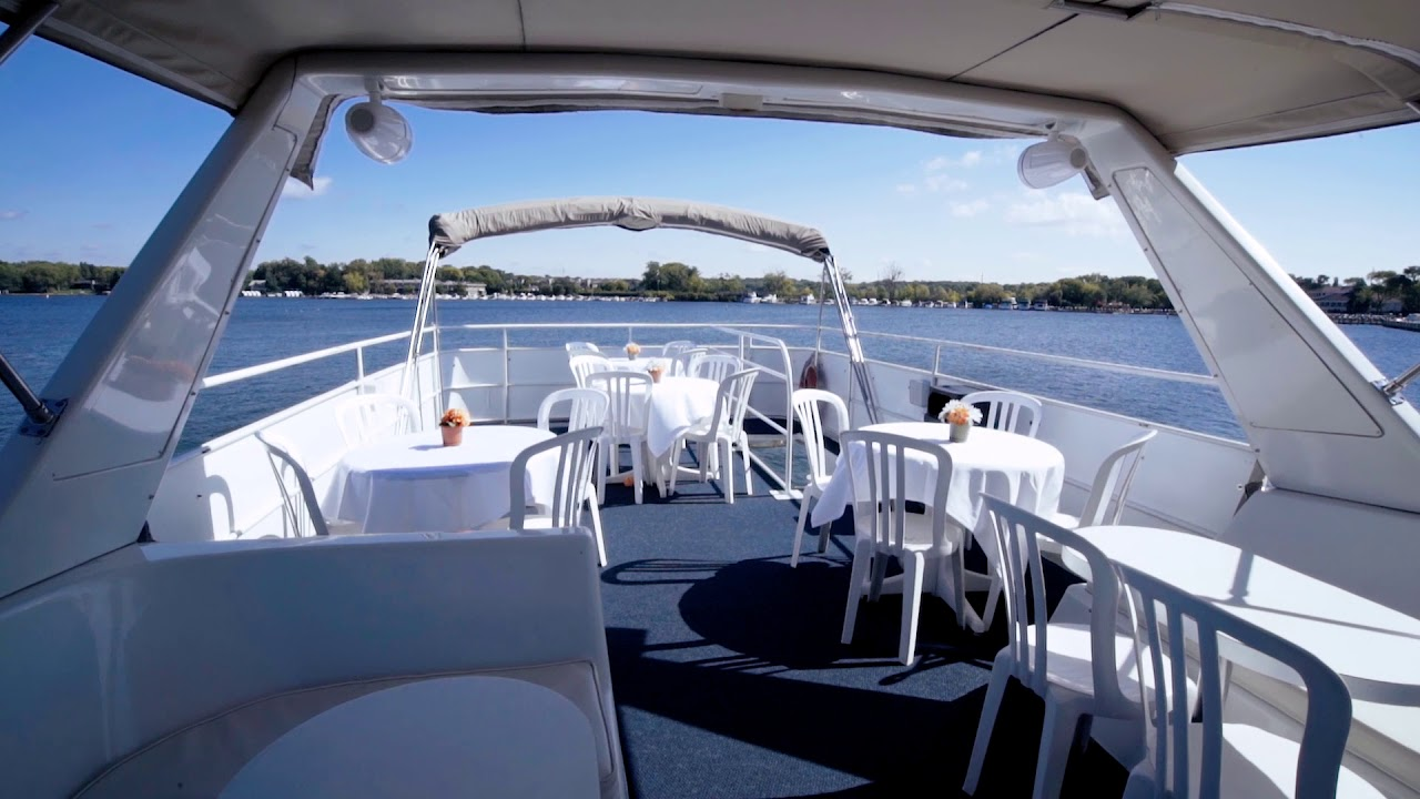 Paradise Charter Cruises On Lake Minnetonka