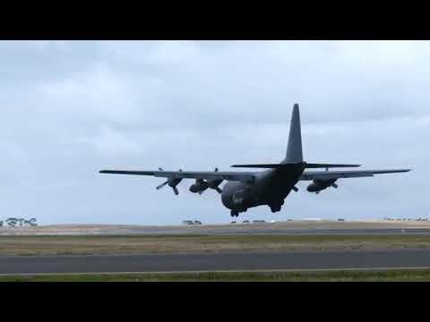 Avalon Airshow Sunday 1