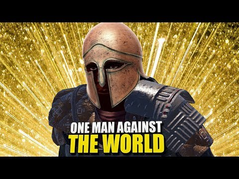 One Man Against THE WORLD! (Rust Solo Survival) #48