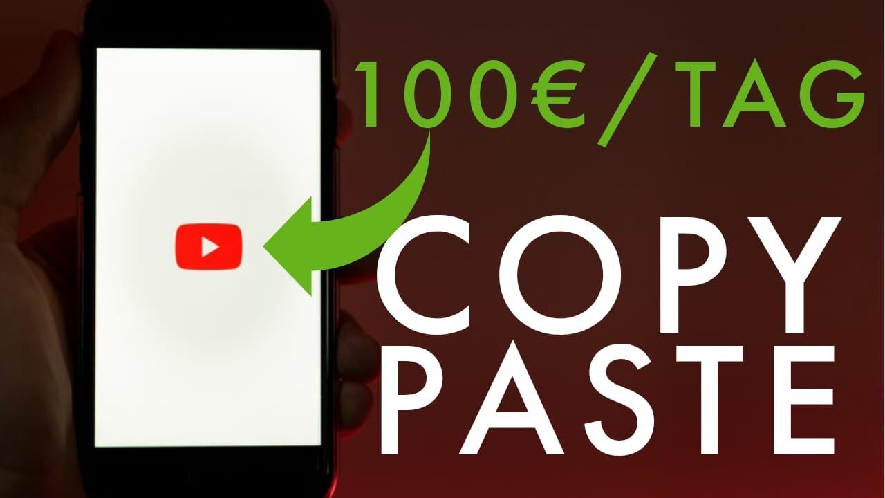 geld verdienen youtube videos