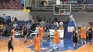 """Баскетбольный клуб """"Химки"""" проводит матч в Евролиге"""