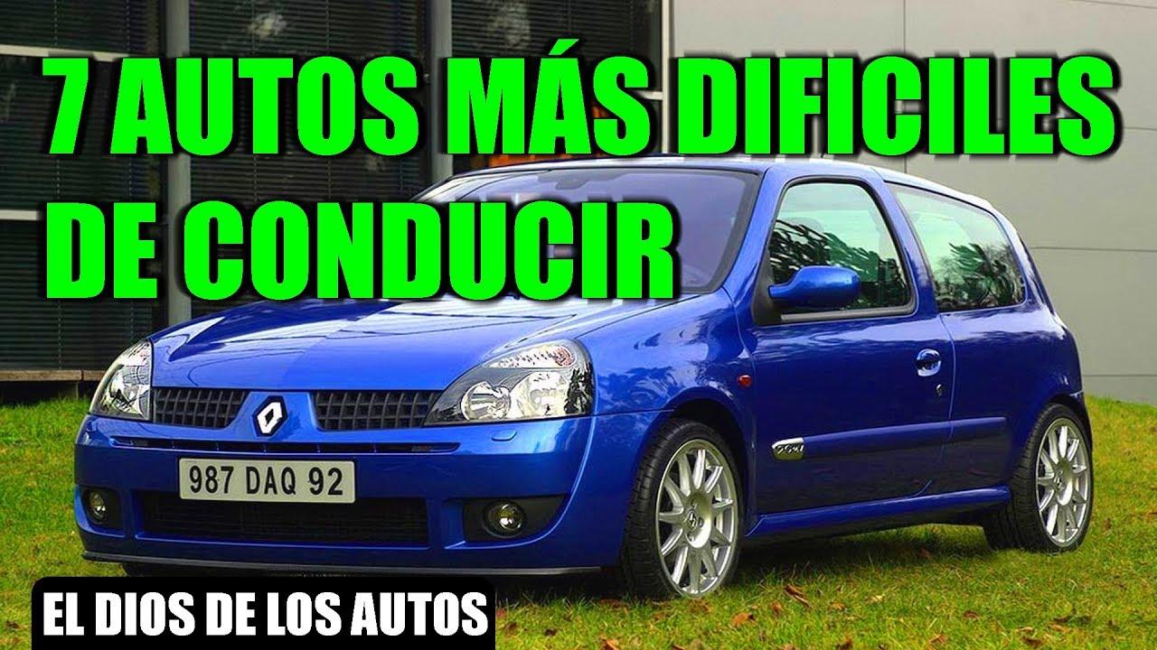 Download 7 AUTOS MÁS DIFÍCILES DE CONDUCIR