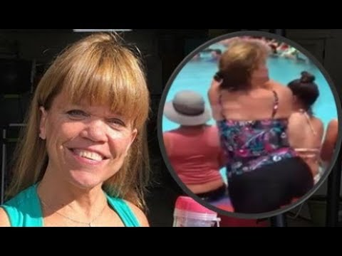 WATCH!!! Little People Big World's Amy Roloff Do A 'BOOTY DANCE' In A Cruise Ship Competition!!!