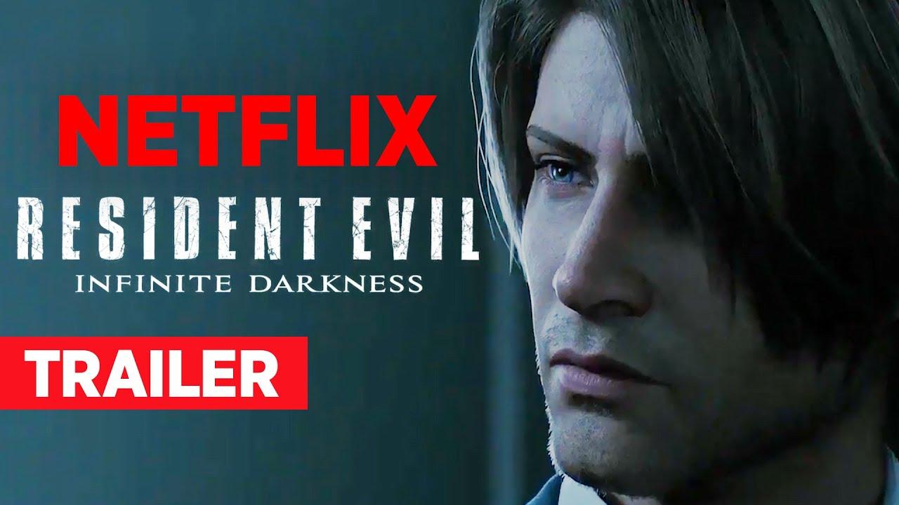 Resident Evil: Infinite Darkness | Trailer | NETFLIX
