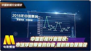 中国影视行业现状: 市场浮动带来的自省,是机遇也是挑战【今日影评 | Movie Talk】