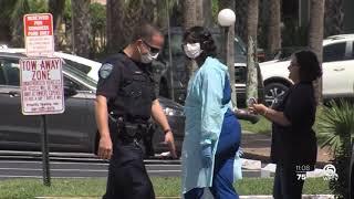 Zero mandatory quarantine orders issued in Florida, despite growing coronavirus cases