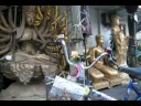 Bangkok, Thailand: Monk Accessory Shops