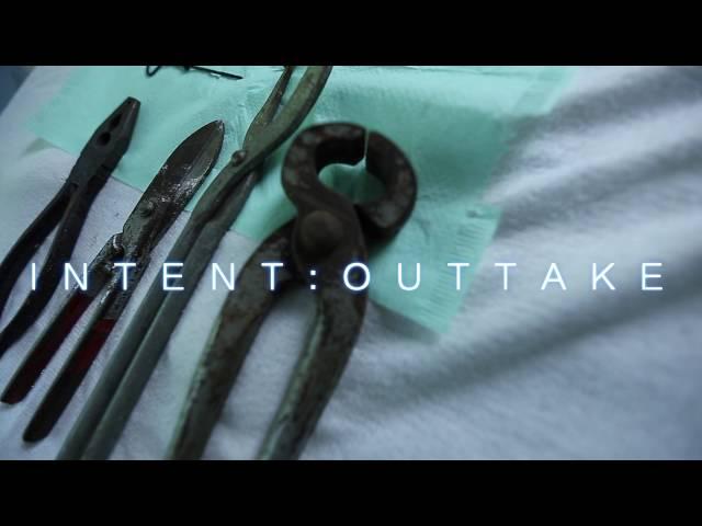 INTENT:OUTTAKE - Insane (2016) Video-Trailer