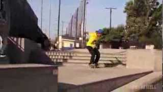 360 flip with victor brooks