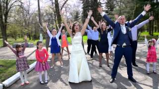 Флешмоб, Свадьба, апрель 2015