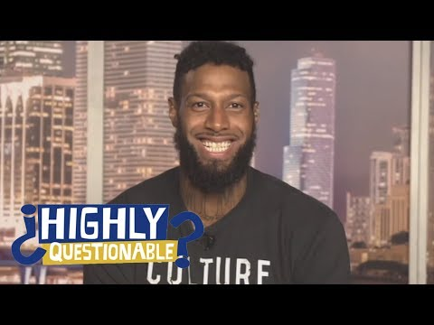 Miami Heat's James Johnson Shares Wild Family Stories | High