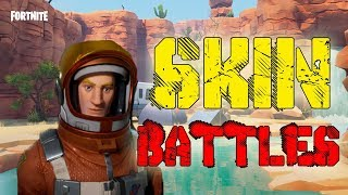 FORTNITE SKIN BATTLES!! - IS JOU SKIN HET ZIEKST??!! - FORTNITE LIVE NEDERLANDS