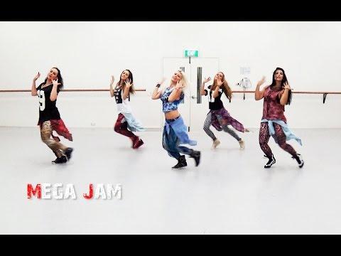 'Lips Are Movin' Meghan Trainor choreography by Jasmine Meakin (Mega Jam)