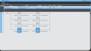 how to change cam profile in omron nj sysmac studio in running program