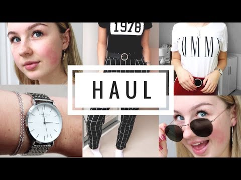 HUGE CLOTHING TRY ON HAUL | Prettylittlething, Topshop, Urban Outfitters & more!