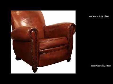 Leather Club Chairs Small Leather Club Chair Brown