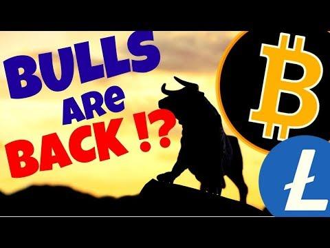 🌟BITCOIN and LITECOIN BULLS ARE BACK !?🌟, ltc btc price prediction, news, trading