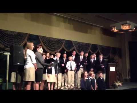 Annapolis Christian Academy Choir 2012