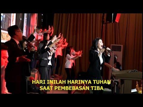 ANGGUR BARU   Rachel Mutiara   LAGU ROHANI KRISTEN - Ibadah Gereja Bethany Malang