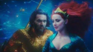 "Aquaman & Mera ""Everything I Need"" by Skylar Grey"