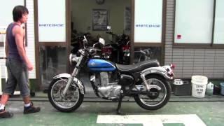 カワサキ エストレヤ RS 参考動画 kawasaki estrella