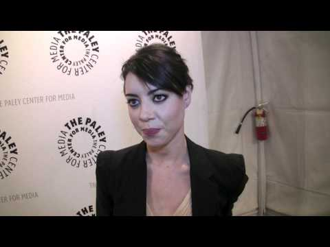 Aubrey Plaza of NBC's 'Parks and Recreation' at PaleyFest2011