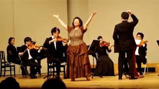 """Rossella Redoglia - Tacea la notte placida da """"Il Trovatore"""" di Giuseppe Verdi"""