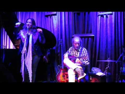 Judith Owen and Harry Shearer 7 June 2016 Big Bottom Paris Cat Jazz Club  Melbourne