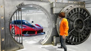 THE SUPER CAR GTA 5 HAS HIDDEN FROM PLAYERS! - GTA 5 Funny Moments