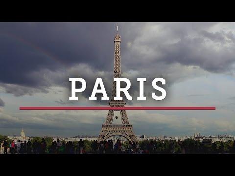 PARIS – Travel Video Montage