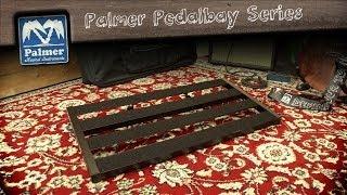 Palmer Pedalbay Series