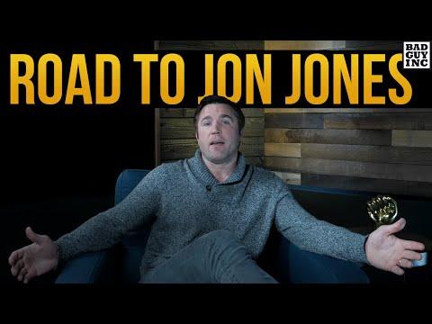 How I ended Up Fighting Jon Jones...