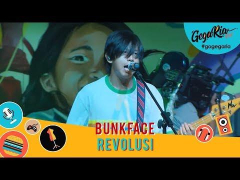 #GegariaFest   Bunkface   Revolusi