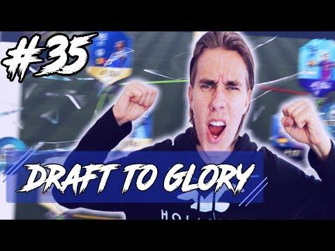 4 PREMIER LEAGUE TOTS I DRAFTEN! | DRAFT TO GLORY #35 | Fifa 17 på svenska!
