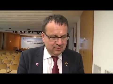 Interview with Mr. Jan Mládek, Minister of Trade and Industry, Czech Republic