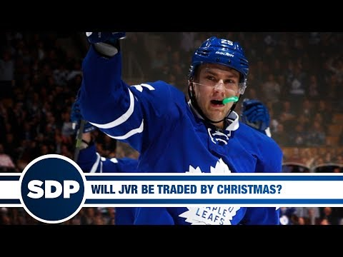 Will JVR Be Traded By Christmas? | The Steve Dangle Podcast