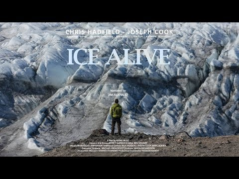 Black Ice On Greenland Speeding Up Climate Change