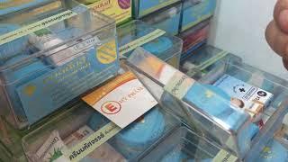 Cách sử dụng bộ kem yanhee Thái trị mụn 0938416889 - 260k