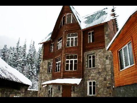 Веб-камера в Архызе: смотрите зимний отдых онлайн!