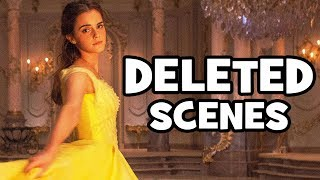 Beauty And The Beast (2017) DELETED SCENES & Rejected Concepts