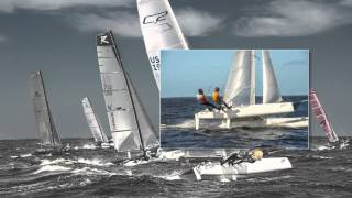 2015 F18 Americas Championship race day1 and 2