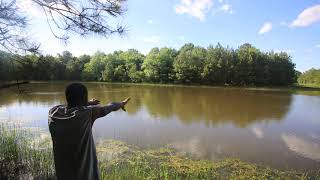 Hydrokinesis Chi Projection Training (Water Bending)