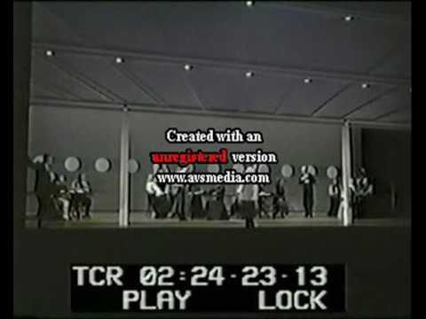 Titanic - Original Broadway Press Reels - Ladies Maid