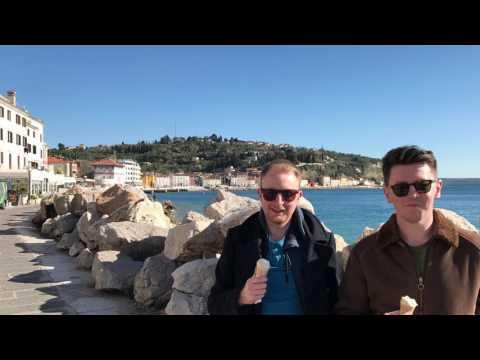 Predjama Castle and Piran, Slovenia Travels 2017