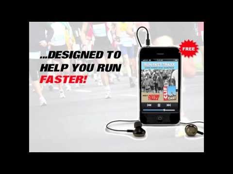 Run Fast Traxx - Guided Running Workout Music - Presented by CLIFCast