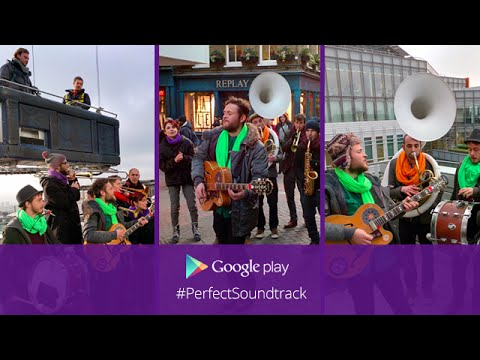 Google Play Music UK #PerfectSoundtrack Highlights.
