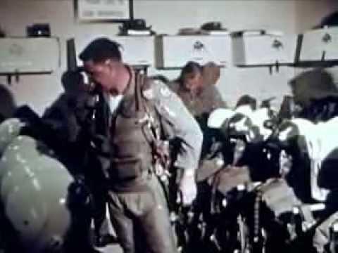 "F-105 ""Thunderchief"" Jet Fighter / Bomber The Twenty-Five Hour Day (Vietnam) - CharlieDeanArchives"