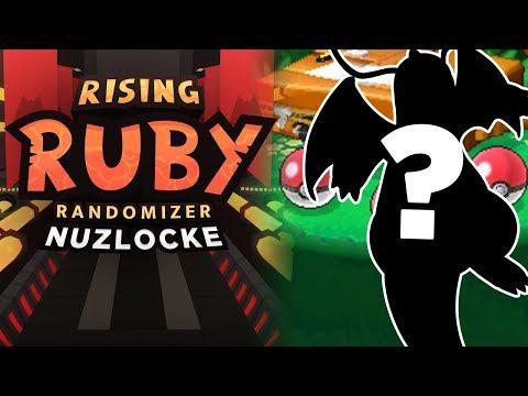 CHOOSE MY STARTER! - Pokemon Rising Ruby RANDOMIZER Nuzlocke