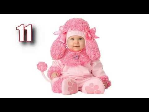 disfraces de animales para bebes